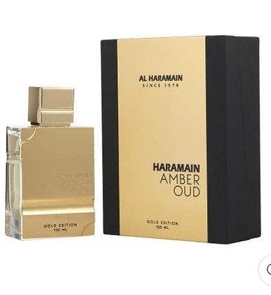 Haramain Amber Oud אמבר אוד מבית אל הרמיין בושם לגבר 6291100130498