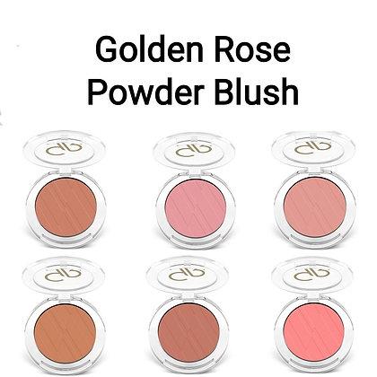 Golden Rose Powder Blush גולדן רוז סומק