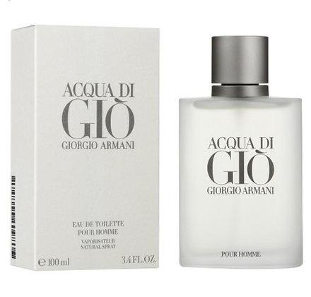 Acqua Di Gio men perfume בושם גבר  אקווה די ג'יו מבית ג'ורג'יו ארמני