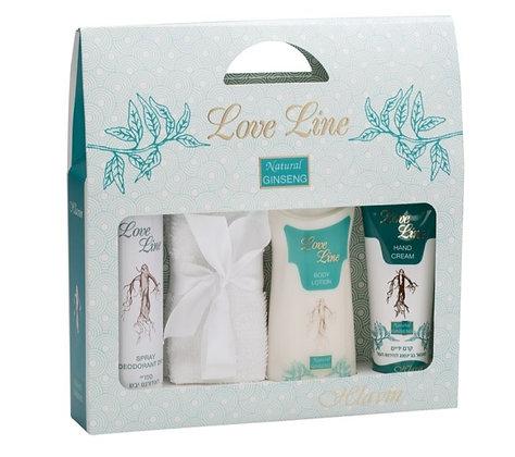 Love Line לאב ליין מארז מתנה לאישה  מבית חלאבין 7296179021745
