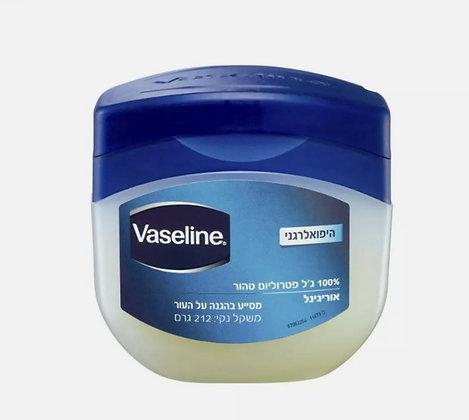Vaseline וזלין טהור 100% ג'ל פטרוליום טהור