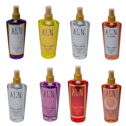 ALIN Body Mist אלין מבשם גוף לאישה. מוצרי טיפוח גוף לאישה