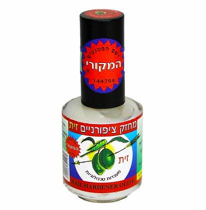 Nail Hardnerer Olive מחזק ציפורניים זית מקורי - פטנט רשום