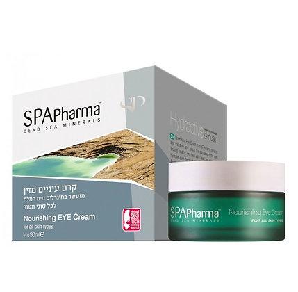 SPApharma   ספא פארמה קרם עיניים מזין 8001359108357