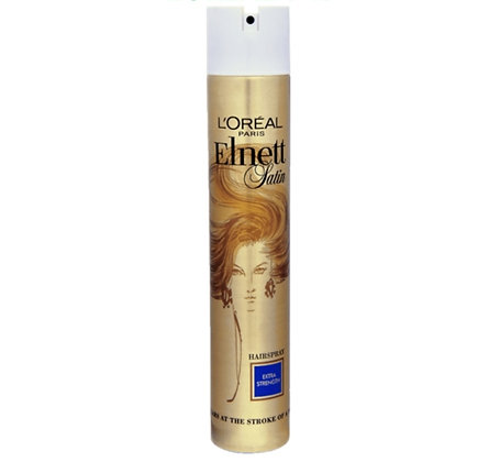 L'OREAL Elnett  לוריאל אלנט ספרי לעיצוב שיער אקסטרא סטרונג 5011408027990