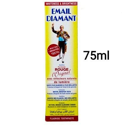 5010724531334  Email Diamant אמאיל דיאמנט משחת שיניים הנוסחה האדומה
