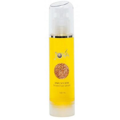 Linseed Oil Serrum by JOYA סרום לשיער זרעי פשתן מבית ג'ויה 7290014994409