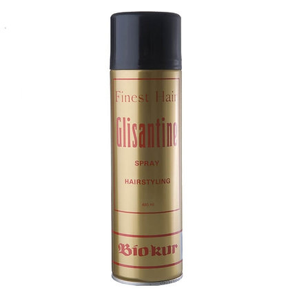 Glisantine  גליזנטין זהב ספריי לשיער לאחיזה חזקה ונפח 3275151