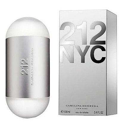 212 NYC by Carolina Herrera  מבית קרולינה הררה בושם לאישה 8411061865408