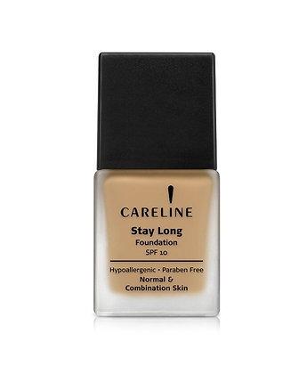 Careline Stay Long Make up  קרליין מייק אפ עמיד איפור פנים לאישה