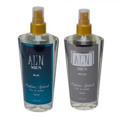 ALIN Body Mist אלין מבשם גוף לגבר . מוצרי טיפוח גוף לגבר
