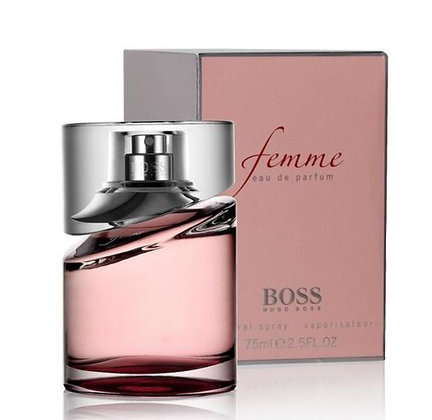 HUGO BOSS Femme women perfume הוגו בוס פאם בושם לאישה