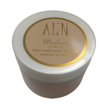 ALIN Body Butter אלין חמאת גוף מבושמת7290015465045