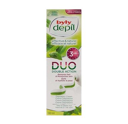 BYLY  depil בילי דפיל קרם להסרת שיער . מוצרי טיפוח גוף לאישה