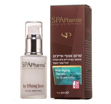 SPApharma Serum ספא פארמה סרום פנים אנטי אייג'נג 8001359108579