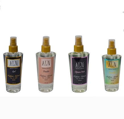 ALIN Body Mist אלין מבשם גוף. מוצרי טיפוח גוף לאישה