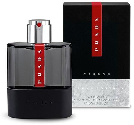 PRADA Carbon פראדה קרבון לונה רוסה בושם לגבר 8435137759781