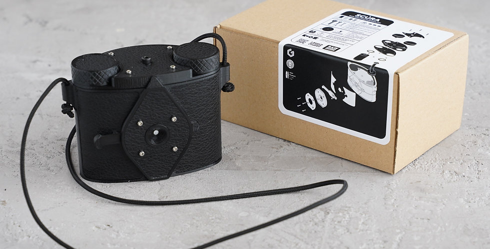 Scura | 6x6 pinhole camera