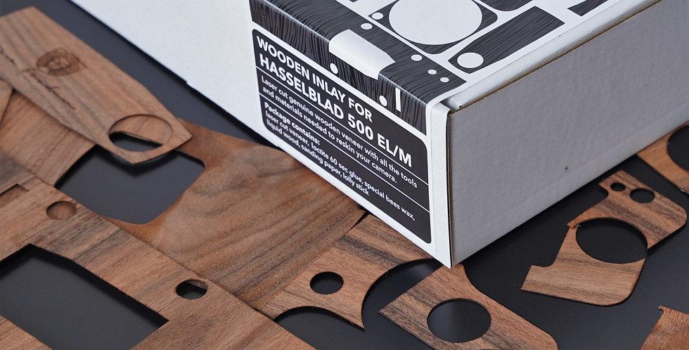 Wood inlay DIY kit