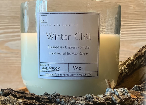 Winter Chill Candle