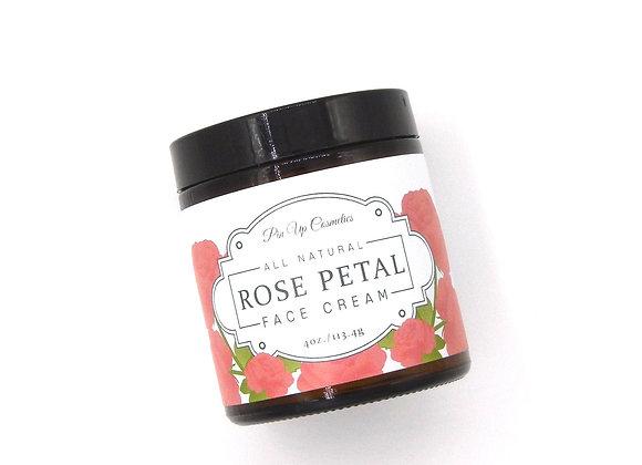 Pin Up Cosmetics Rose Petal Face Cream