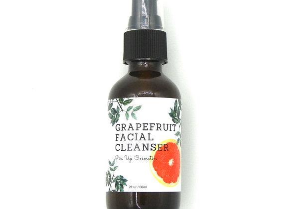 Pin Up Cosmetics Grapefruit Facial Cleanser