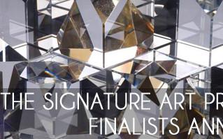 Signature Art Prize 2015 Finalists Announced