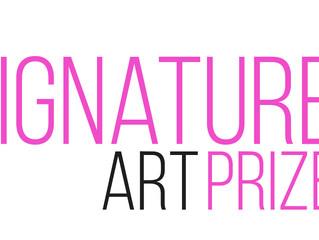 Signature Art Prize Exhibition 2015