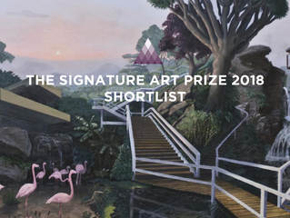 Announcing The Signature Art Prize 2018 Shortlist