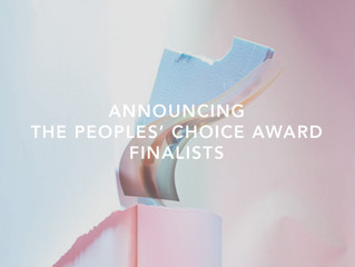 ANNOUNCING THE PEOPLE'S CHOICE AWARD FINALISTS