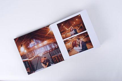 Photo Album layflat wedding photography