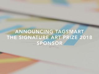 Announcing TAGSMART | Art Prize Sponsors