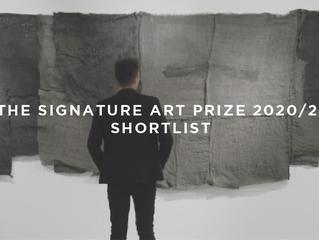 Announcing The Signature Art Prize 2020/21 Shortlist