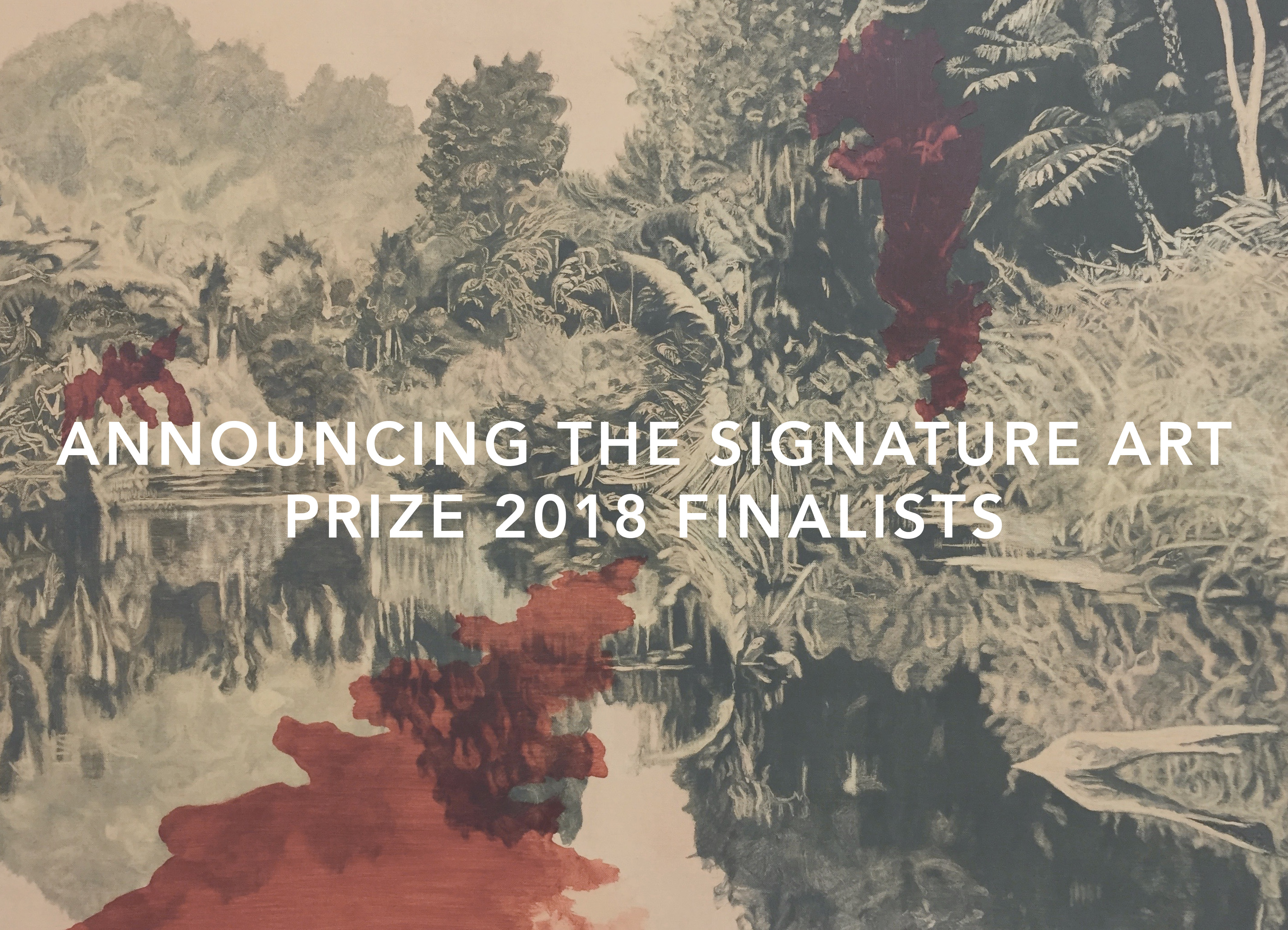 Announcing the Signature Art Prize 2018 Finalists | The