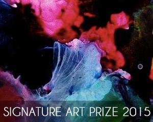 Signature Art Prize 2015 People's Choice Award