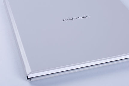 embossed text cover personalisation opti