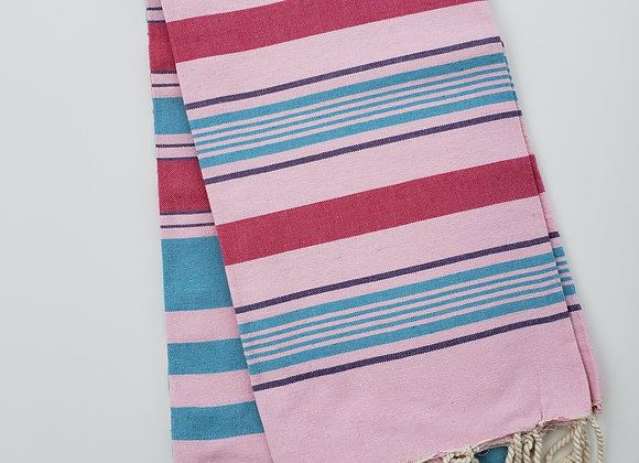 "Fouta Towel pompons ""Beach collection"""