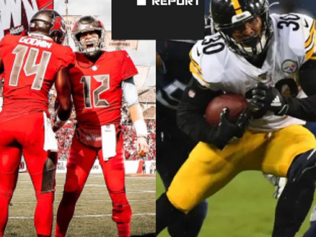 Titans-Steelers pushed to October 25th as 2 more Titans test positve, Bucs injury update