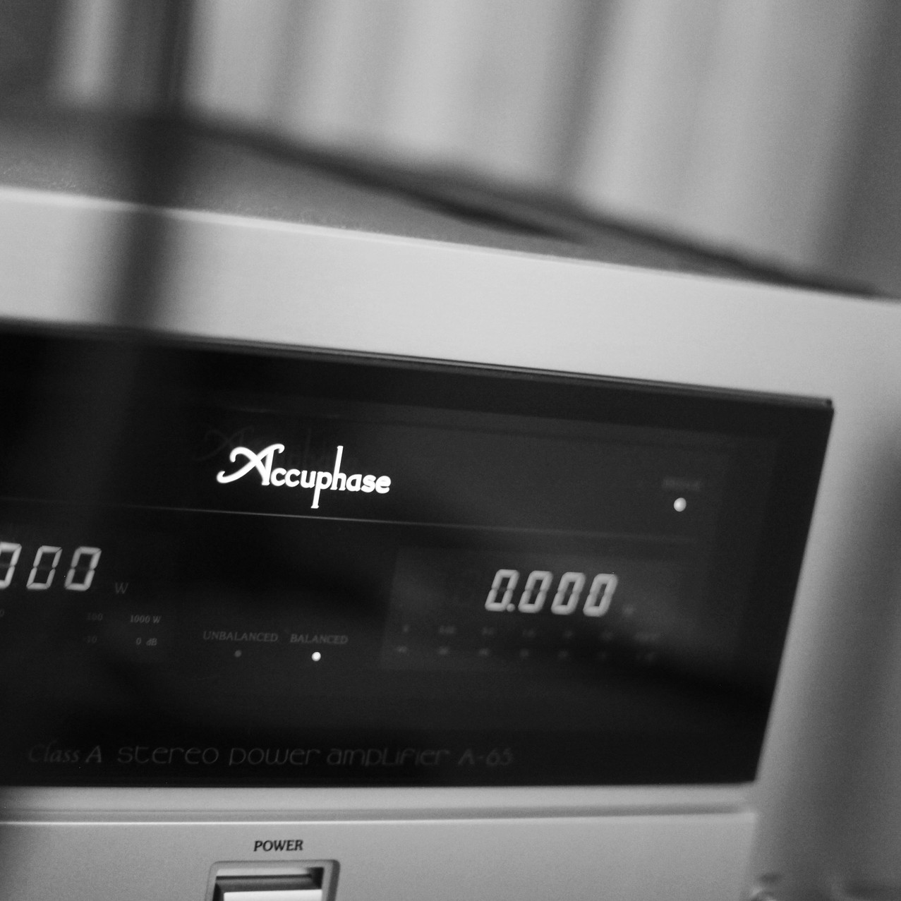ACCUPHASE A65