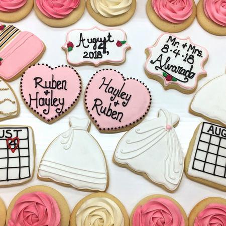 Custom Design Cookies