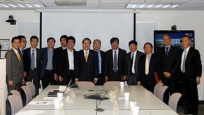 Sáng kiến Việt Nam làm việc với Đoàn Cao cấp của Chính phủ do Phó Thủ tướng Vũ Văn Ninh dẫn đầu