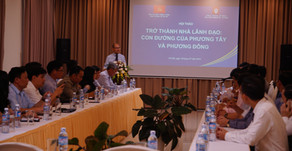 S-Lead & iLead alumni meeting in Hanoi