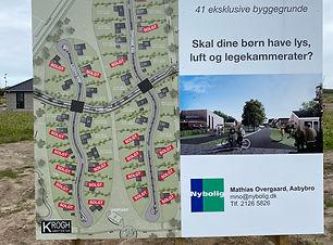 Grund til salg i Aabybro byggegrund