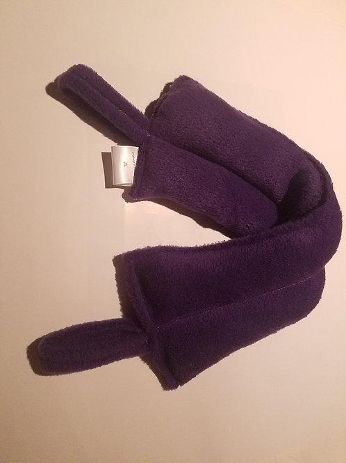 Purple heating pads