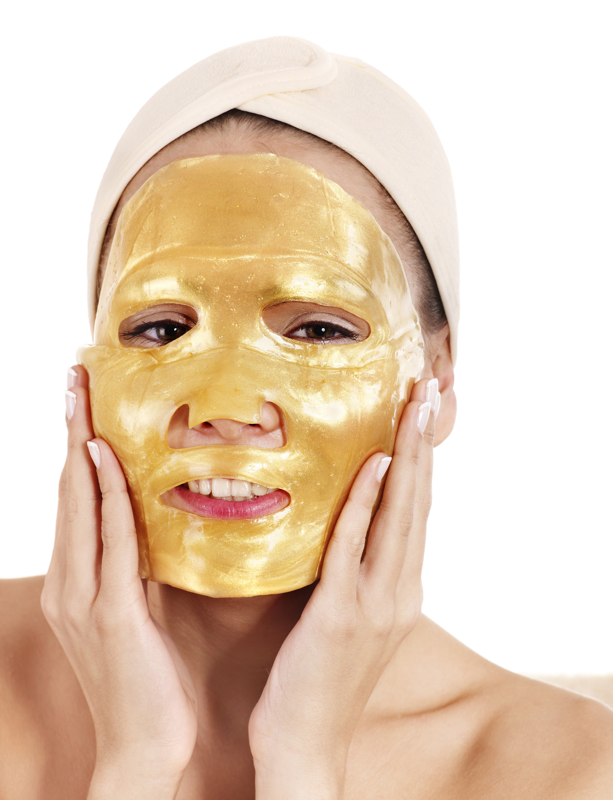 facial with a treatment