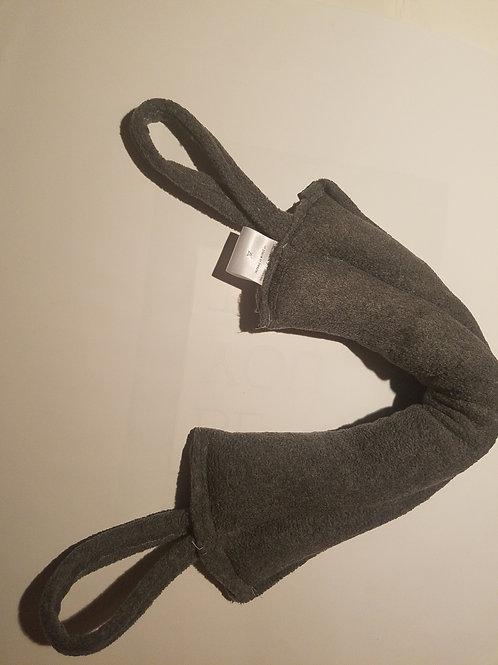 gray heating pads