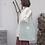 Thumbnail: Women Corduroy Canvas Tote  Casual Shopping Bag Reusable Folding Bags