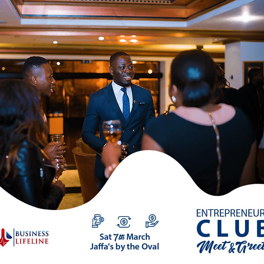 Entrepreneur's Club Meet & Greet