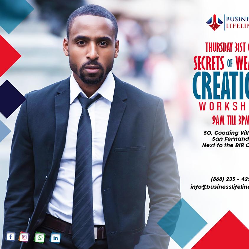 Secrets of Wealth Creation San Fernando