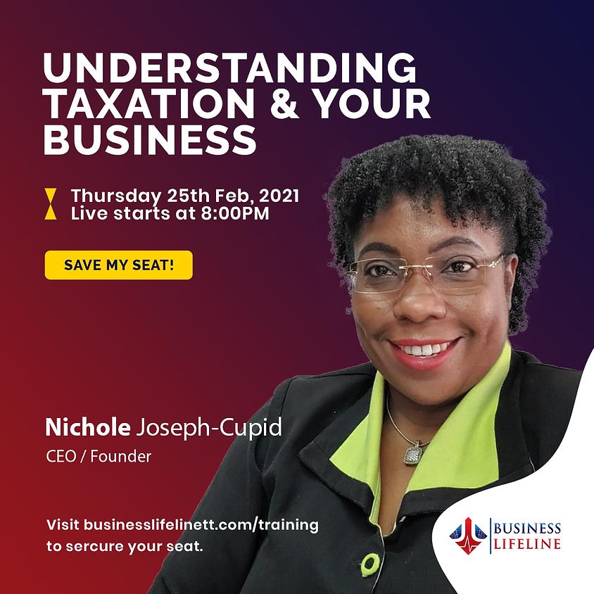 Understanding Taxation & Your Business